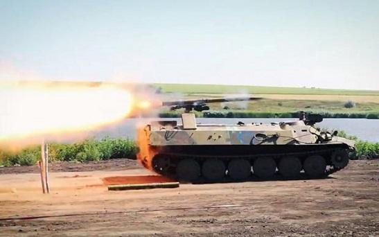 """У ЗСУ мобільні протитанкові комплекси """"Штурм-С"""" та бойові вертольоти будуть оснащені далекобійними ПК-ракетами """"Бар'єр-В"""""""