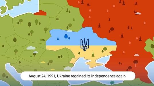 Дізнатися про історію України англійською всього за декілька хвилин: Стартував проект «ZnaU»