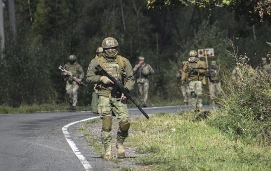 У ЗСУ створено бригаду спецназу для ведення бойових дій у лісах та болотистій місцевості