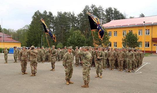 Понад 130 американських військових прибули в Україну для тренування підрозділів ЗСУ (ФОТО)