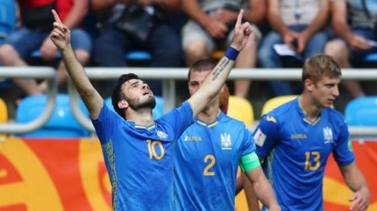 Молодіжна збірна України вийшла у фінал Чемпіонату світу з футболу