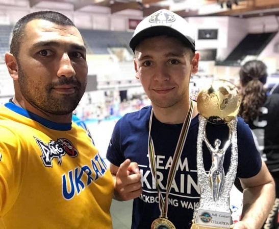 Відправивши росіянина у нокаут, українець став чемпіоном світу з кікбоксингу