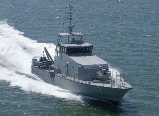 На озброєння морської охорони ДПСУ надійдуть 20 французьких патрульних катерів  OCEA FPB 98 MKI