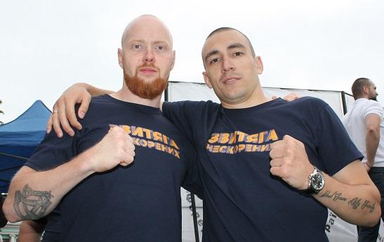 """Двоє воїнів АТО, які балотуються до ВР від Черкащини, здобули перемоги на """"Звитязі нескорених"""""""
