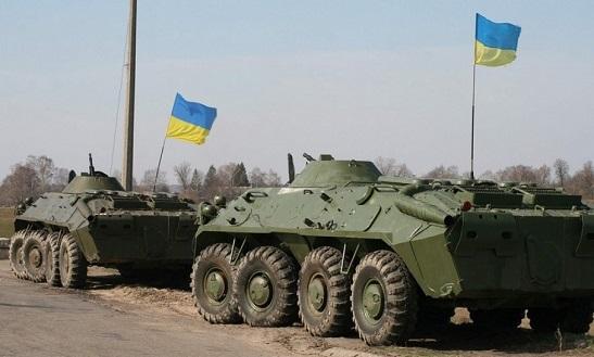 Війська ООС закріпилися на нових позиціях – впритул до Донецька