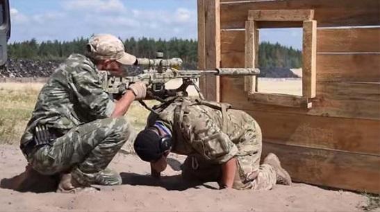 Кращі снайпери підрозділів ЗСУ змагаються за титул кращих в усьому війську
