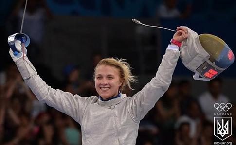 Перемігши росіянку, спортсменка з України стала чемпіонкою світу з фехтування