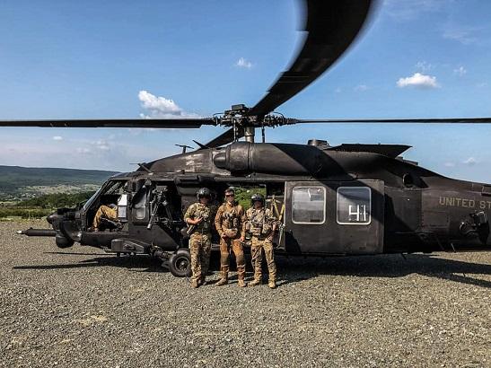 Бійці Сил спецоперацій ЗСУ взяли участь у міжнародних військових навчаннях у Болгарії