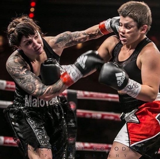 Козачка з Черкас стала володаркою поясу Інтернаціональної чемпіонки Німеччини з боксу