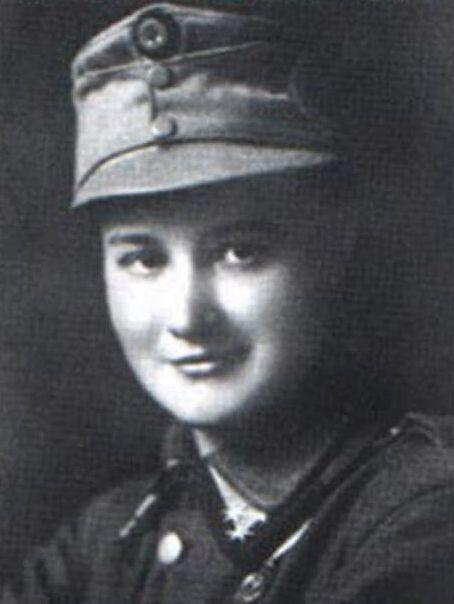 У Львові вшанували пам'ять першої української жінки-офіцера