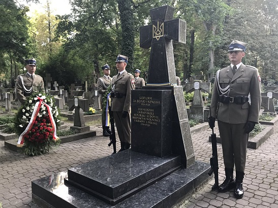 Українці і поляки разом вшанують Героїв Армії УНР, які 99 років тому допомогли зупинити наступ московитів на Варшаву