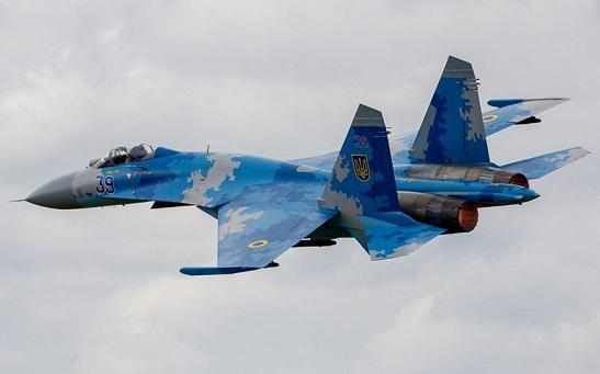 Вищий пілотаж у виконанні українського льотчика-винищувача визнаний найкращим на міжнародному авіашоу RIAT у Великобританії