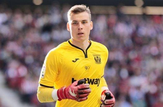 Голкіпер з України потрапив до списку головних претендентів на престижну міжнародну футбольну нагороду