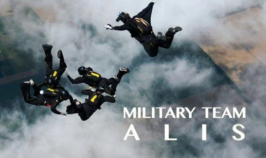 """Українці здобули """"срібло"""" і """"бронзу"""" на чемпіонаті Ліги Європи з парашутної групової акробатики – відзначилися і військовослужбовці, і цивільні спортсмени"""