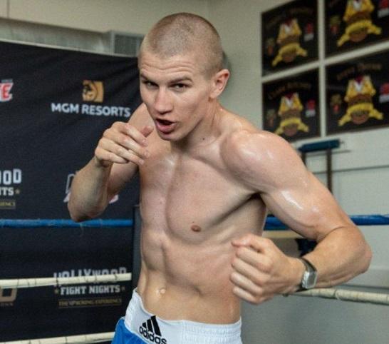Український боксер переміг у поєдинку за титул чемпіона WBC Continental Americas Championship