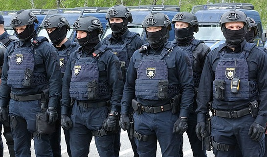 Захищати мешканців Золотого на Луганщині у разі відведення військ пообіцяли поліція і ветерани ООС