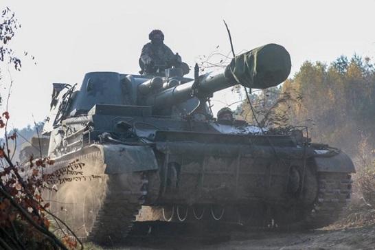 """Бригада ЗСУ """"Холодний Яр"""" вразила канадських представників НАТО рівнем бойової підготовки"""