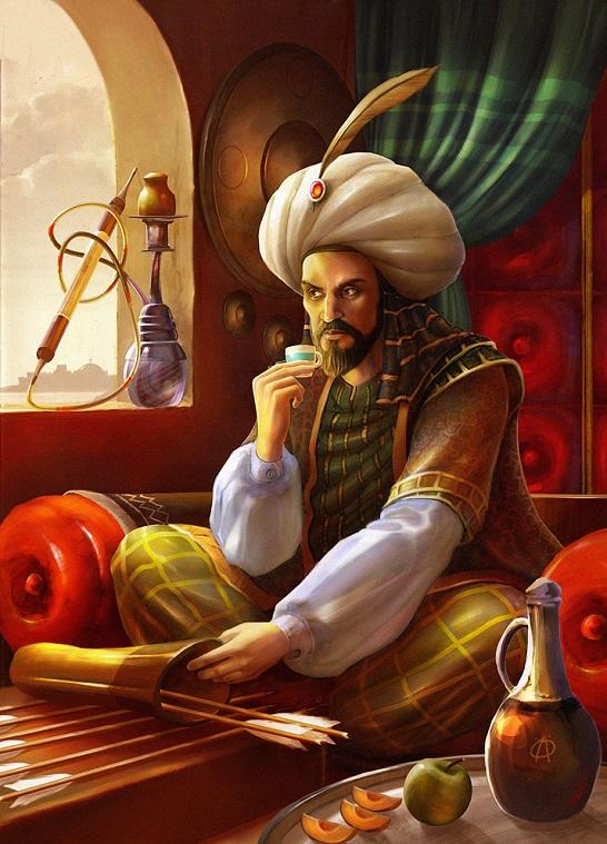 Як стати султаном Туреччини, знаменитий авантюрист XVII століття планував… у Трахтемирові на Канівщині