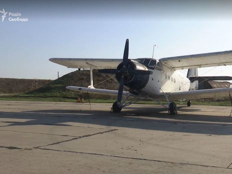 Волонтер подарував авіабригаді ВМС України… літака