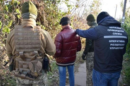 """У Краматорську піймали бойовика """"ДНР"""""""
