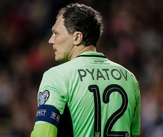 УЄФА визнала українця найкращим воротарем відбору Євро-2020