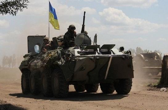 Розвідка ООС повідомила про втрати проросійських бойовиків на Донбасі