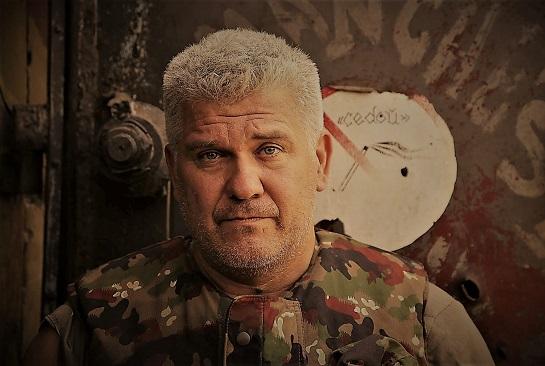 Кінорежисер Вадим Єрмоленко: «Війна – це лайно, піт та кров, у якій, можливо, народиться нація»
