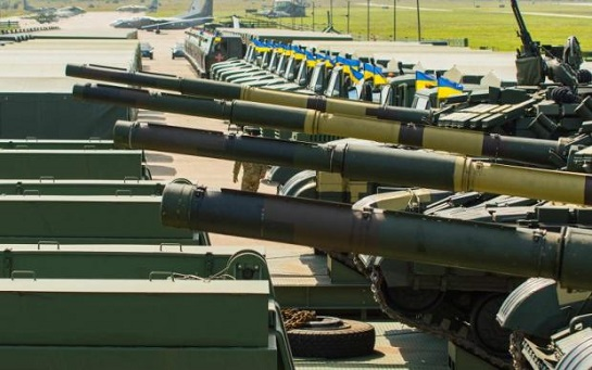 ЗСУ отримають додаткове озброєння та боєприпаси