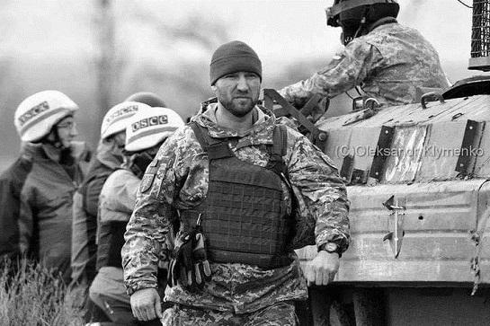 """Комбриг """"Закарпатського Легіону"""" помер від поранень, отриманих від вибуху міни у зоні ООС"""