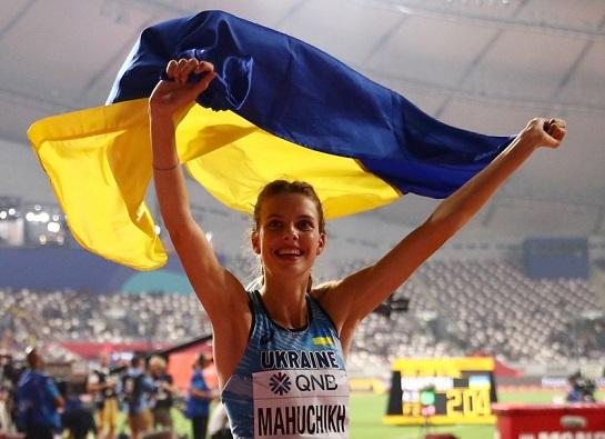 Українська спортсменка визнана найкращою молодою легкоатлеткою в світі