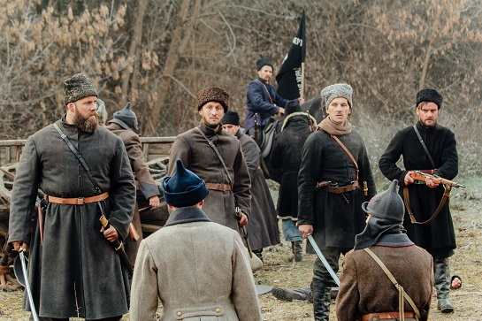 """Автор """"Чорного Ворона"""" нагадує: в Центральній Україні ворога прийнято зустрічати кулею, а не хлібом-сіллю…"""