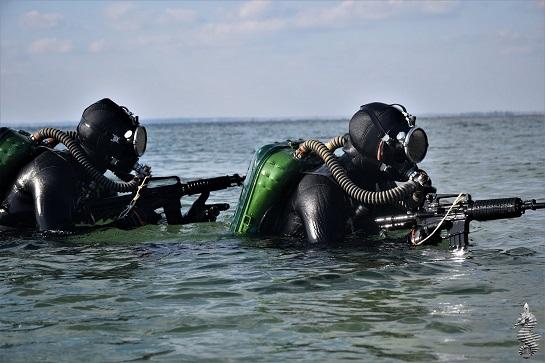 Морські спецпризначенці готові нищити ворогів України