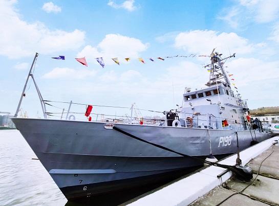 Американські катери Island включено до складу ВМС України