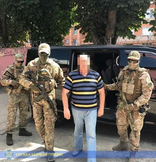 Агент ФСБ, якого піймали на Полтавщині, отримав 12 років позбавлення волі
