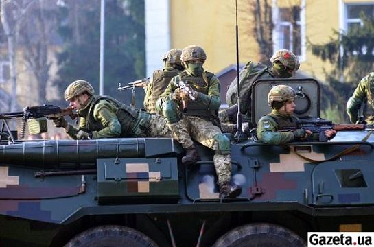 Львівські десантники святкували річницю створення 80-ї ДШБ