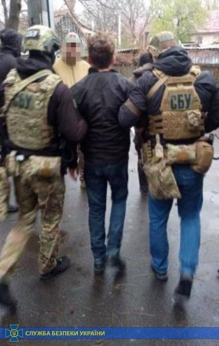 """СБУ затримала агітатора за ідею створення так званої """"Одеської народної республіки"""""""
