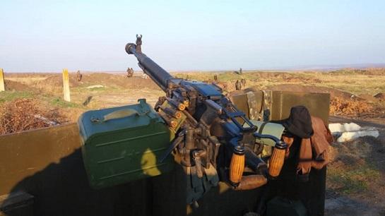 Проросійські терористи понесли значні втрати