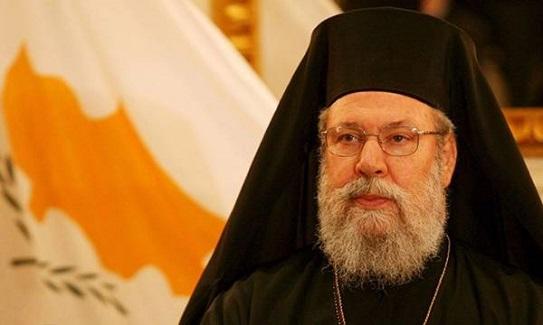 """Архієпископ Кіпру підтримав Православну Церкву України і заявив, що Московському патріарху ніколи не бути """"першим"""""""