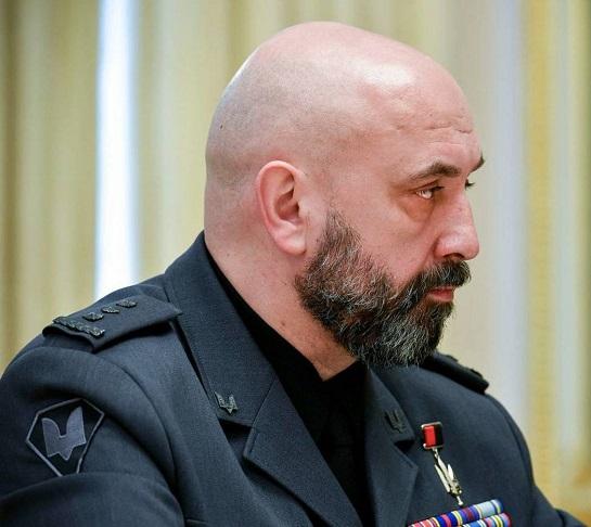 Генерал Кривонос: зброя бійців тероборони має зберігатися вдома