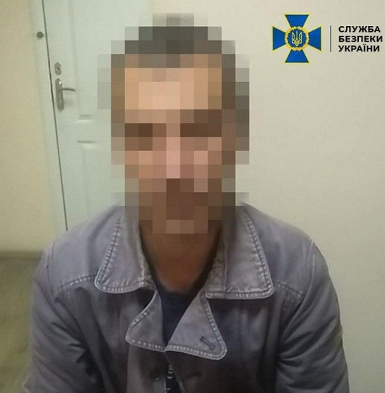 У Маріуполі СБУ затримала бойовика терористичної «ДНР», який брав участь в обстрілах Торецька