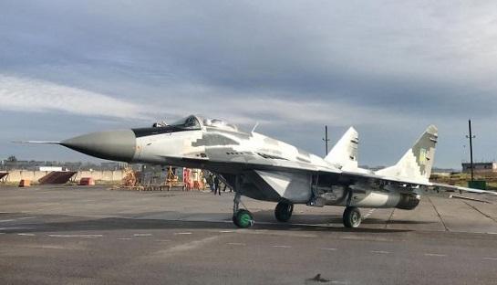 Модернізований у Львові винищувач МіГ-29МУ2 успішно пройшов випробування