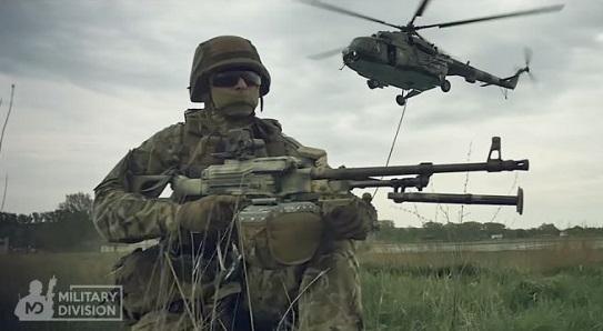 У складі українських Сил спецоперацій створено авіапідрозділ за стандартами НАТО