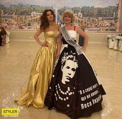 Львів'янка стала призеркою міжнародного конкурсу краси для тих, кому більше 50 років