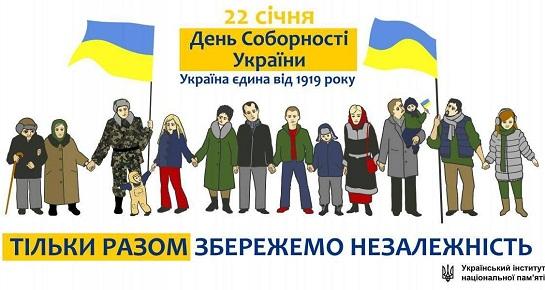 День соборності України: історія і традиції святкування