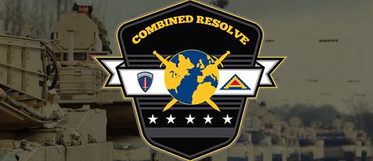 Офіцери ЗСУ задіяні у міжнародних військових навчаннях Combined Resolve XIII