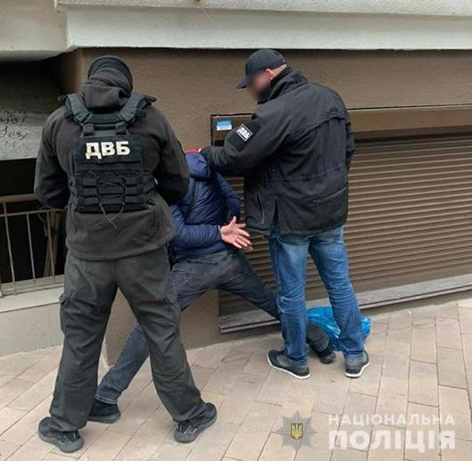 """Затримано бойовика """"ДНР"""", який у Києві стріляв у поліцейських"""