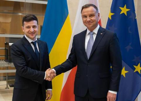 Україна підтримала Польщу в історичній суперечці з Росією
