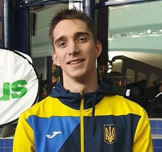 На турнірі в Люксембурзі українець встановив новий рекорд з плавання