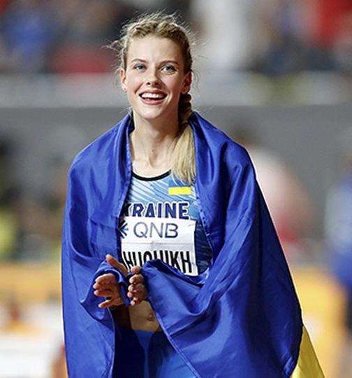 """На престижних змаганнях зі стрибків у Німеччині """"золото"""" і """"срібло"""" здобули українські спортсменки"""