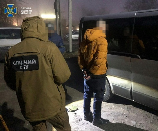 Контррозвідка СБУ затримала агента російської ФСБ